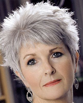 young women with gray short hair styles for women over 50 gray hair grey hair
