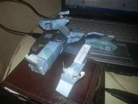 Metal Gear Rex Papercraft - hice un metal gear rex en papercraft y te lo muestro