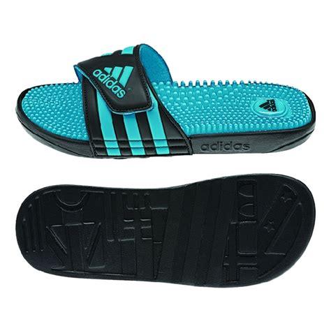 adidas sandals womens adidas s adissage slides black samba blue black