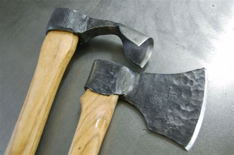 handmade wood working tools axes and adzes by iron
