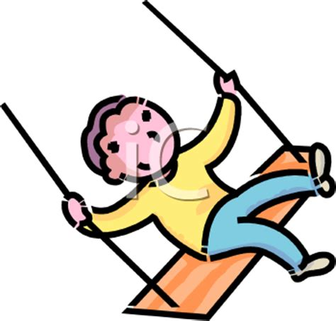 swing clip art punk cartoon boy clipart cliparthut free clipart