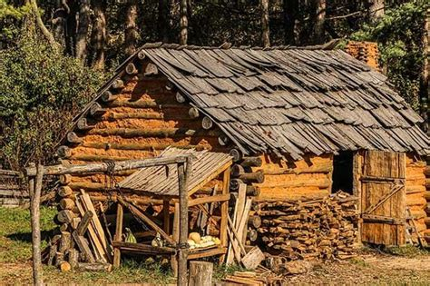 log cabins facts  history log homes lifestyle