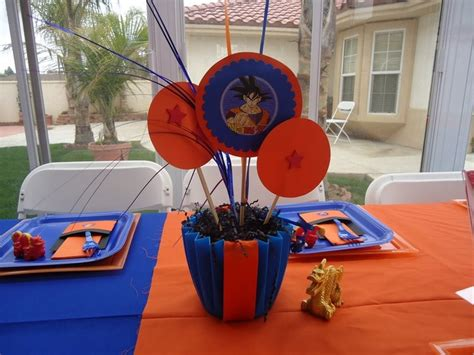 party themes a z 14 best images about fiesta de dragon ball on pinterest