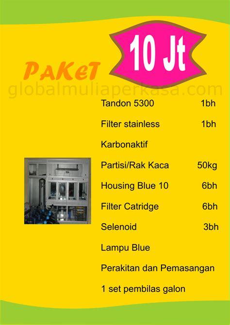 082260260803 Mulai Harga 7 Juta Usaha Depot Air Minum Cirebon promo depot isi ulang air minum paket sangat murah