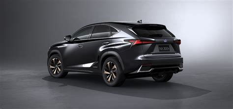 lexus crossover 2017 2017 shanghai preview the 2018 lexus nx refreshed to look