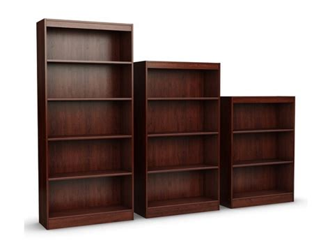 book shelf for sale 5 shelves chocolate bookcase home
