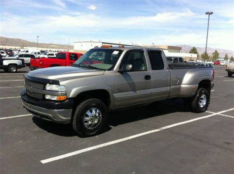 electric and cars manual 2002 chevrolet silverado 3500 regenerative braking find used 2002 chevy silverado lt ext cab 4x4 duramax diesel dually 90 day layaway in reno