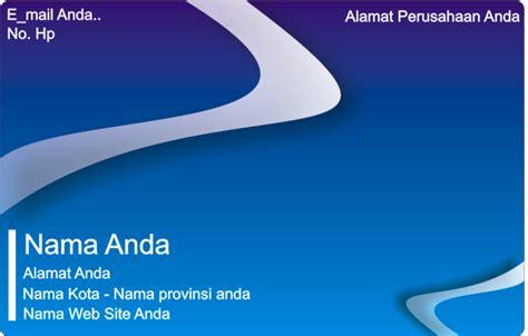 download aplikasi membuat kartu nama gratis membuat kartu nama dengan coreldraw 14 akimlinovsisa s w p