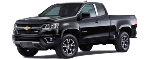 chevy colorado qaa usa