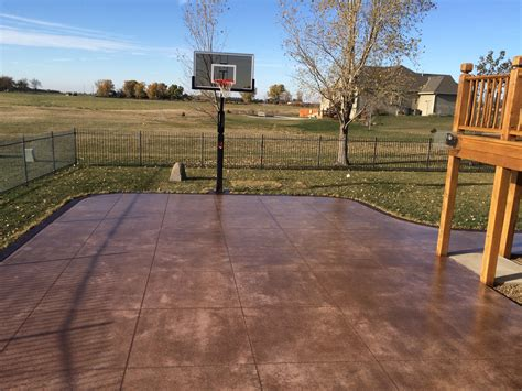 cost to build a backyard basketball court backyard basketball court installation cost home outdoor