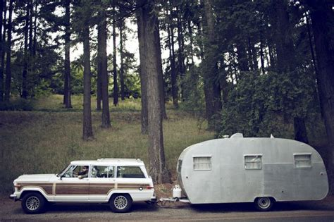 Jeep Grand Trailer Jeep Grand Wagoneer And Travel Trailer Design