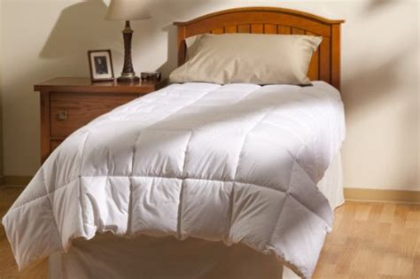 Allergic To Comforter by This Deals Aller Ease 100 Cotton Allergy Comforter