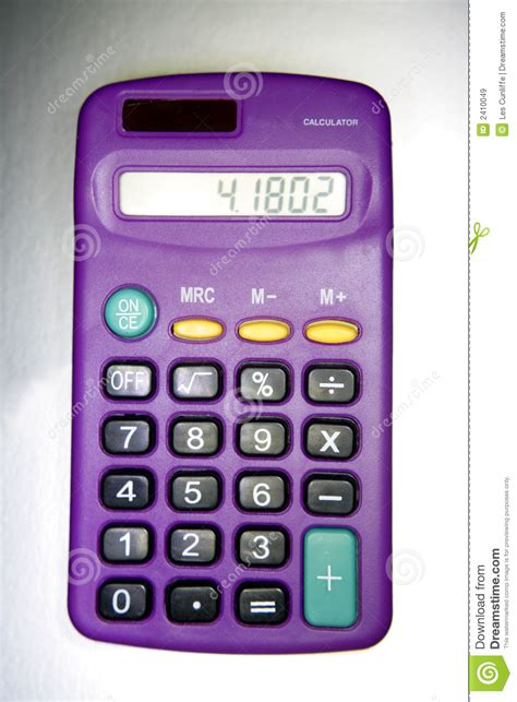 calculator numbers numbers on calculator royalty free stock images image
