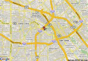 Map Of San Jose Area by Map Of San Jose Area Submited Images