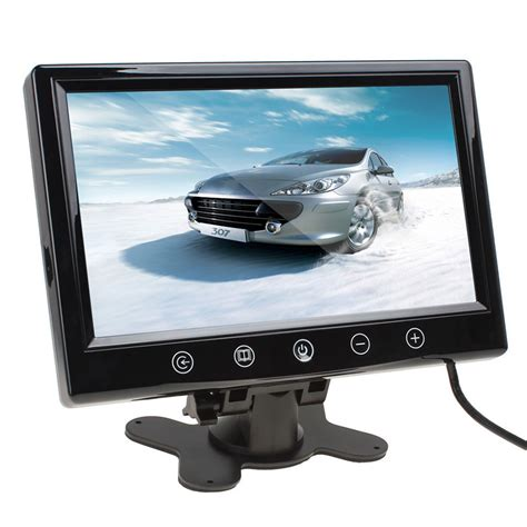Lcd Car Monitor eincar 9 inch best tft car monitor with rear view lcd display screen color led hd