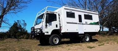 Isuzu 4x4 Motorhome Slr Slrv Adventurer 4x4 Expedition Vehicle 4x4 Motorhome