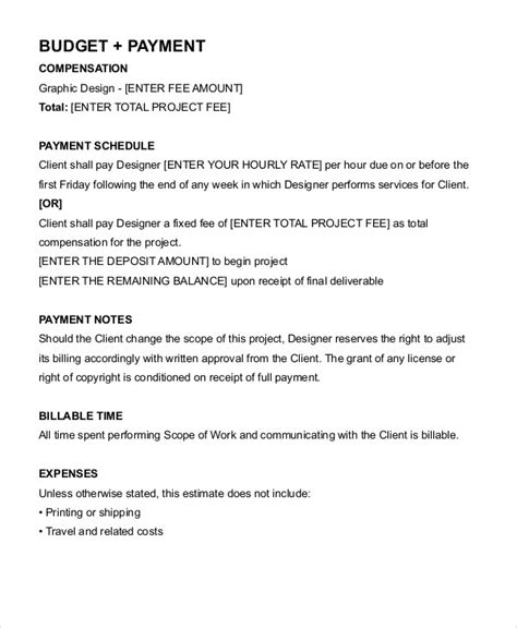 Freelance Contract Templates 7 Free Word Pdf Format Download Free Premium Templates Graphic Design Contract Template