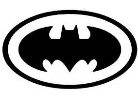 Logo Stencil Search Results For Batman Logo Printable Template