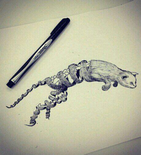 morbid tattoos occult surreal morbid design by artist c motta