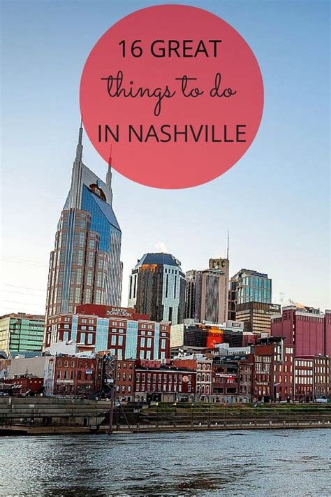 nashville tennessee 16 great things to do in nashville travel addicts