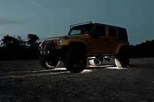 Jeep Rock Lights Universal Led Rock Light Kit Country Suspension