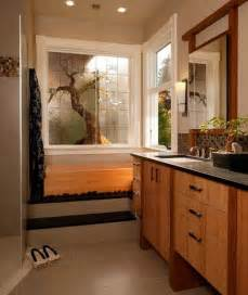 Asian Themed Bathroom Decor » New Home Design