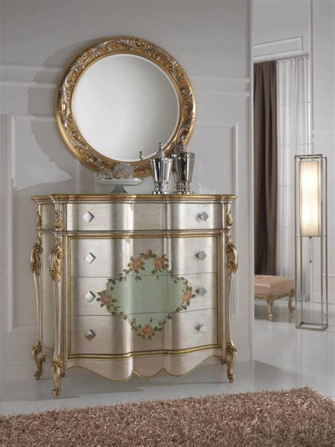 187 gold and silver gold leaf bedroom furnituretop and best