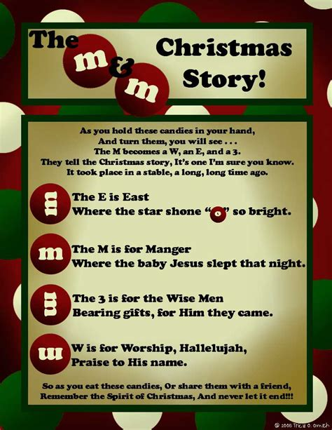 prepared not scared the m m christmas story