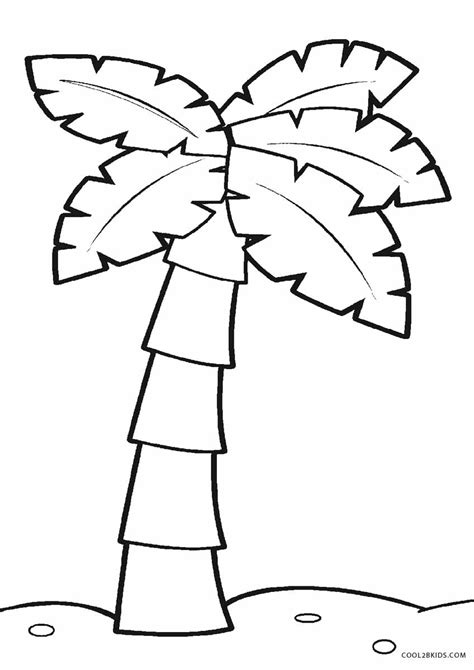 Coloring Page Tree by Free Printable Tree Coloring Pages For Cool2bkids