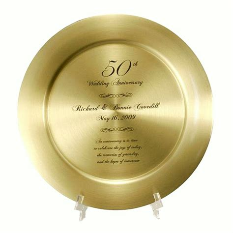 Wedding Anniversary Brunch Ideas by 50th Wedding Anniversary Gifts Ideas For Your Loved One