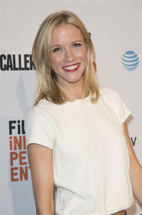 By Jessy by Jessy Schram At Caller Premiere In Los Angeles 08 15
