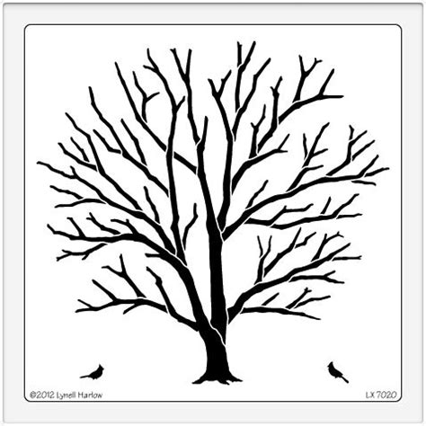 Leafless Tree Branch Outline by Leafless Tree Outline Clipart Best