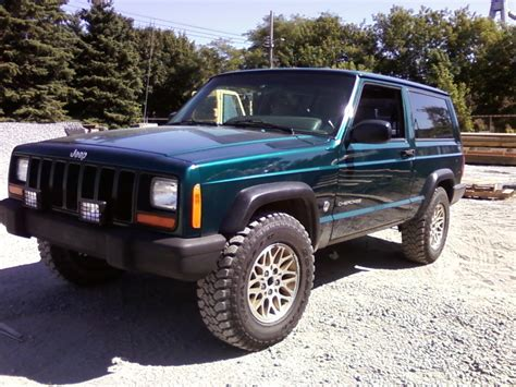 Jeep Xj 1997 1997 Jeep Xj Pictures Information And Specs
