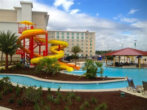 kinder le summer at the new pool picture of coushatta