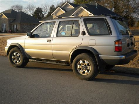 pathfinder nissan 1998 1998 nissan pathfinder information and photos zombiedrive