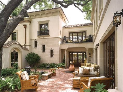 spanish style homes with interior courtyards 18 charming mediterranean patio designs to make your