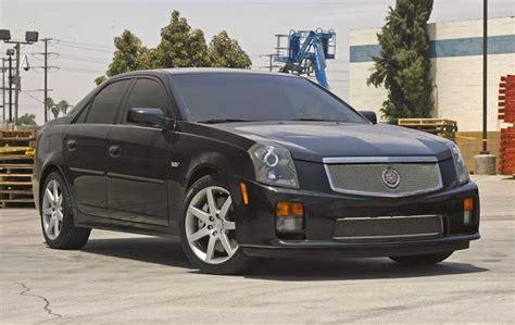 2005 cadillac cts hp add 19 hp to 2004 2005 cadillac cts v with k n air intake kit
