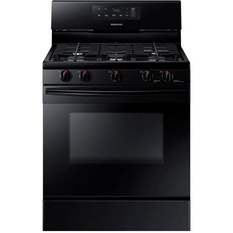 Oven Gas Convection samsung flex duo 5 8 cu ft slide in oven gas