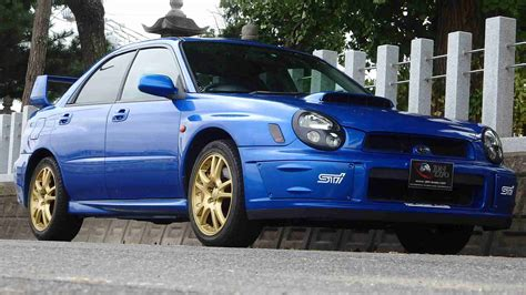subaru sti jdm subaru impreza wrx sti for sale at jdm expo japan import