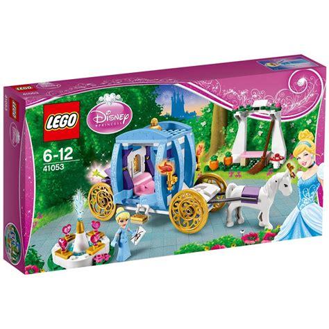 la carrozza lego disney 41053 la carrozza incantata di cenerentola