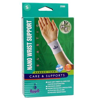 Wrist Splint Oppo 1082 T1910 wrist support nhg pharmacy