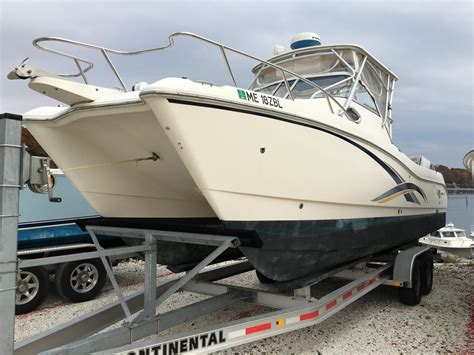 world cat boats used used power catamaran world cat boats for sale boats