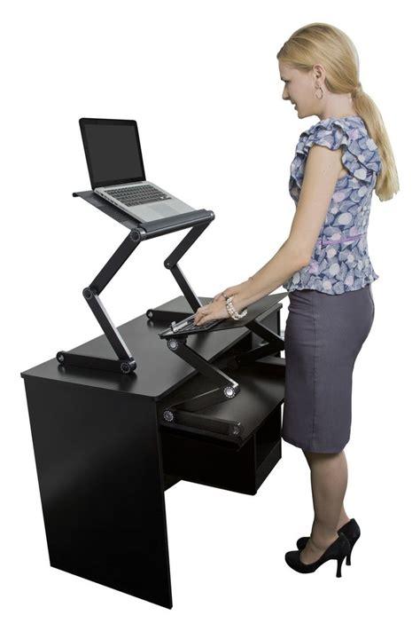 127 Best Ergonomic Desks Images On Pinterest Standing Stand Up Desk Ergonomics