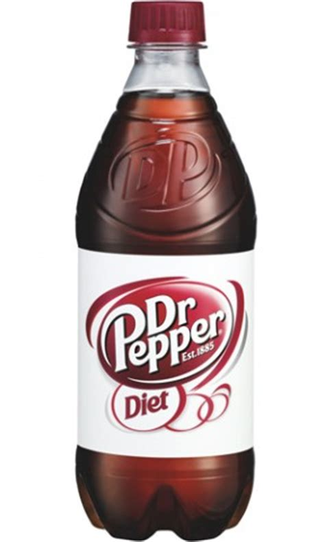 Detoxing From Soda Pop by Diet Dr Pepper Caffeinated