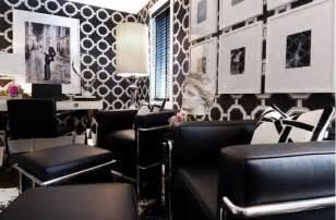 idee deco salon moderne noir et blanc deco moderne