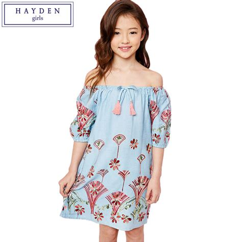acthink 2017 new summer embroidery dress brand