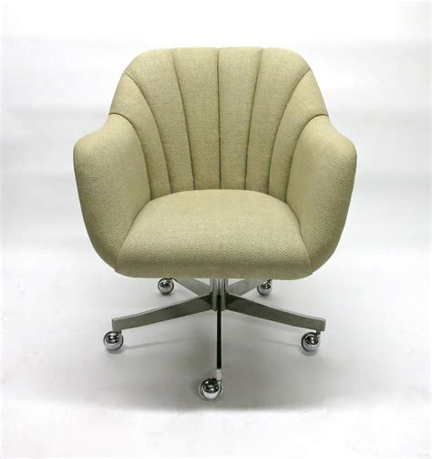 Desk Chairs Made In Usa by Single Swivel Desk Chair By Ward For Brickell
