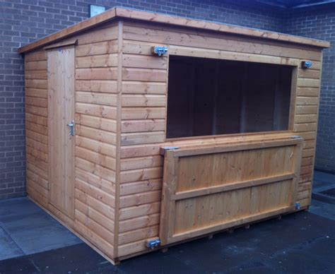 The Shed Shop by School Tuck Shop Master Sheds