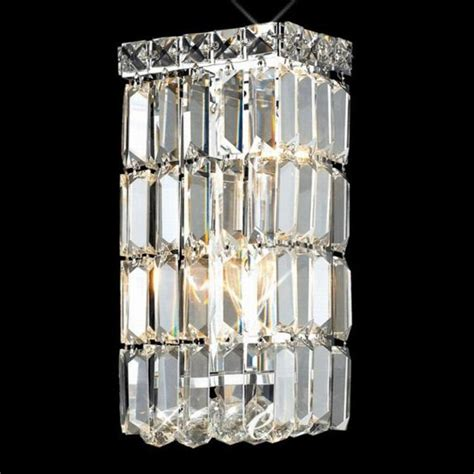 crystal lights for bathroom maxim collection 2 light 6 quot chrome bathroom vanity with