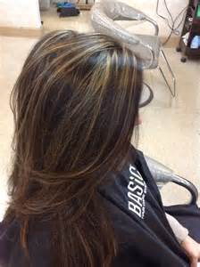 partial foil hair styles partial foil portfolio pinterest